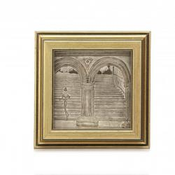 Series of Five Engravings/ Bethesda Terrace